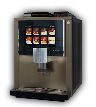 Kaffeeautomat fuer buero